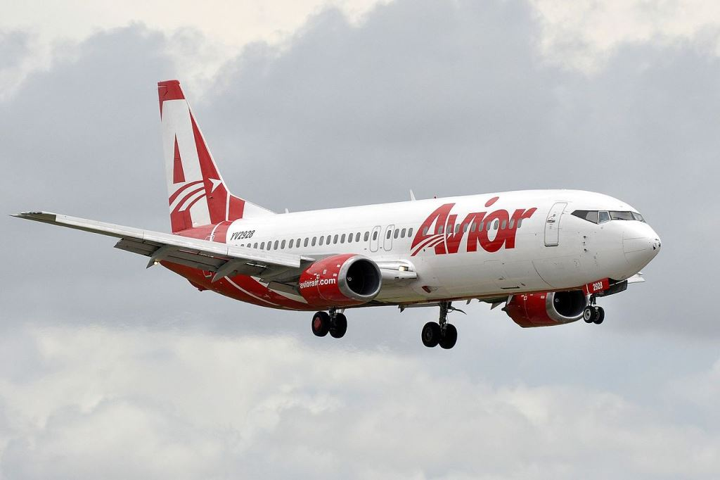 Avior Airlines-acn