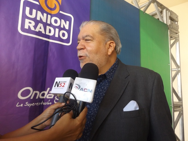 Edgar Barrios Unión Radio-acn