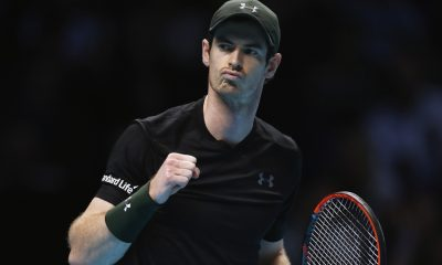 Andy Murray volvió con derrota