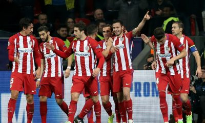 Atlético, Europa League-ACN