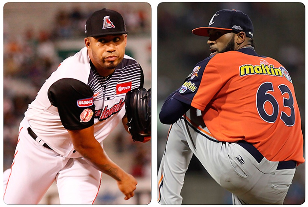 Guerra y Thompson arrancarán la Gran Final LVBP - ACN