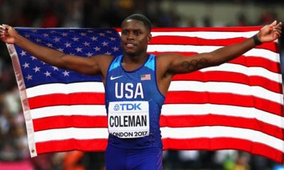 Christian Coleman - ACN