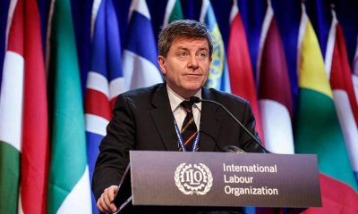 Guy Ryder, director OIT-acn