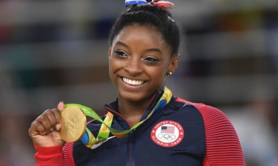 Simone Biles fue víctima de abuso sexual