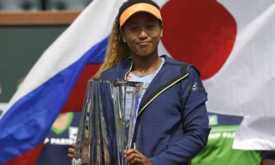 Naomi Osaka, Indian Wells - ACN
