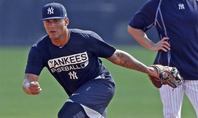 Gleyber Torres, New York Yankees - ACN