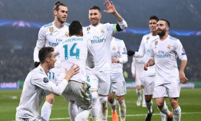 Real Madrid sigue en carrera tras superar cómodamente al PSG - ACN