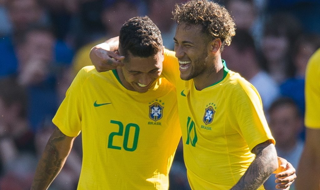 Neymar regresó