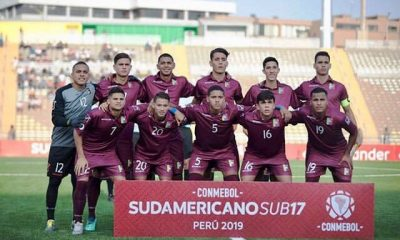 Sub-17 Vinotinto - noticiasACN