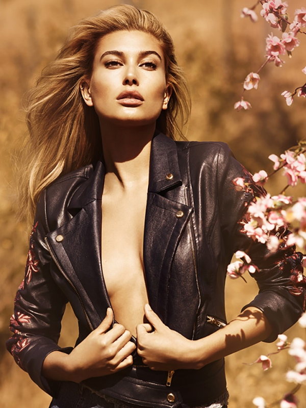 Hailey Baldwin - acn