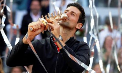 Djokovic conquistó Madrid - noticiasACN