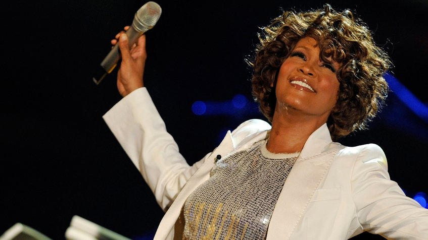 WHITNEY HOUSTON- ACN