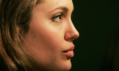 Angelina Jolie. Foto: The Telegraph.
