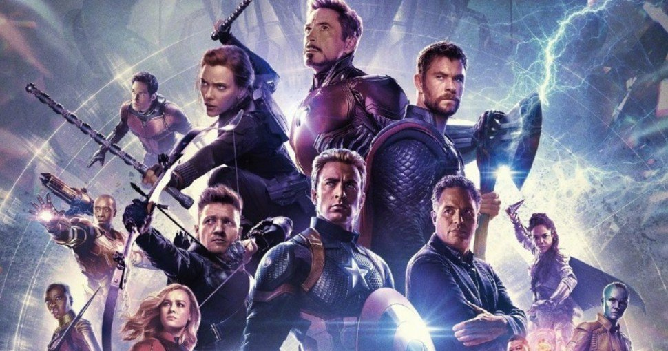 Avengers: Endgame, arraso con los MTV Movie & TV Awards