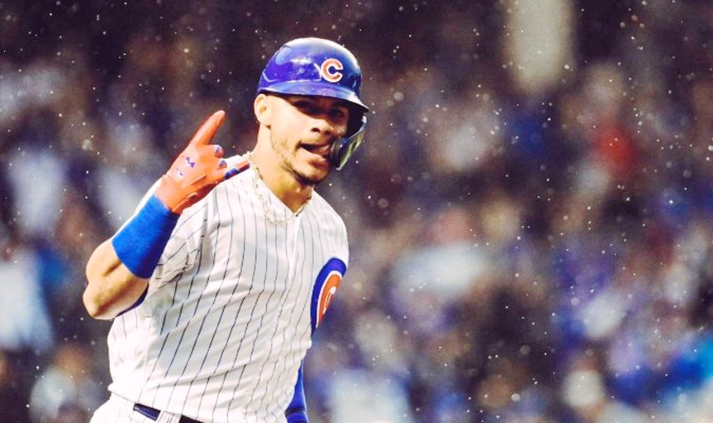 Grand Slam de Willson Contreras - noticiasACN