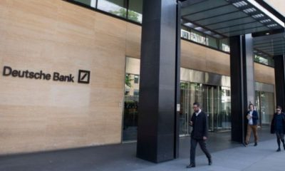 Deutsche Bank confirma plan para recortar 18000 empleos
