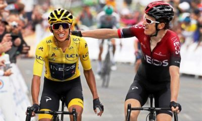 Egan Bernal virtual campeón - noticiasACN