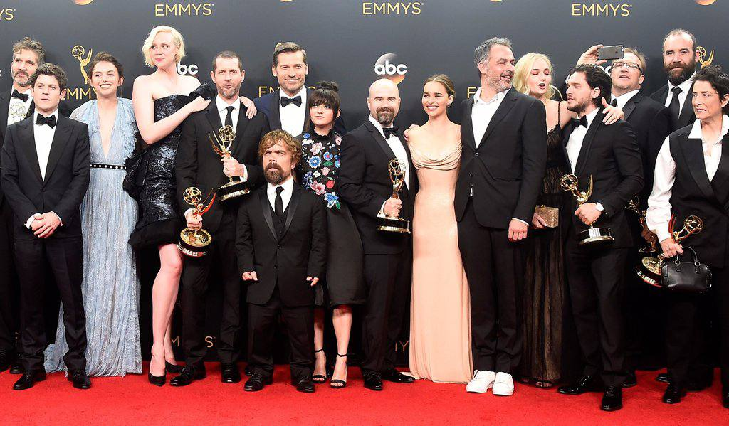 Game Of Thrones, Emmy. ACN