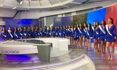 Candidatas Miss Earth Venezuela. ACN