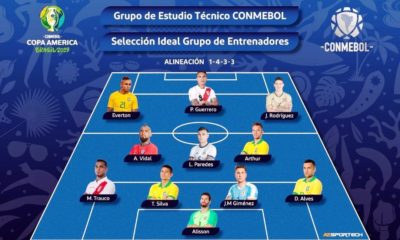 Brasil comanda Once Ideal - noticiasACN