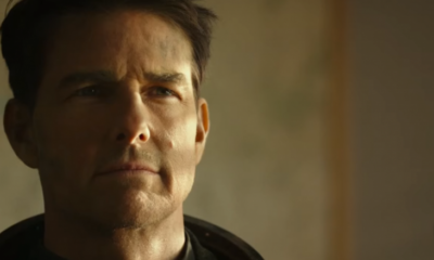 "Tom Cruise regresa en la película de acción ""Top Gun: Maverick"""