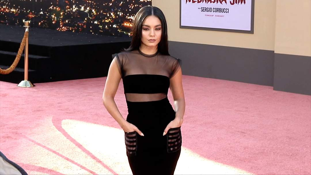 Vanessa Hudgens Once Upon Time in Hollywood. ACN