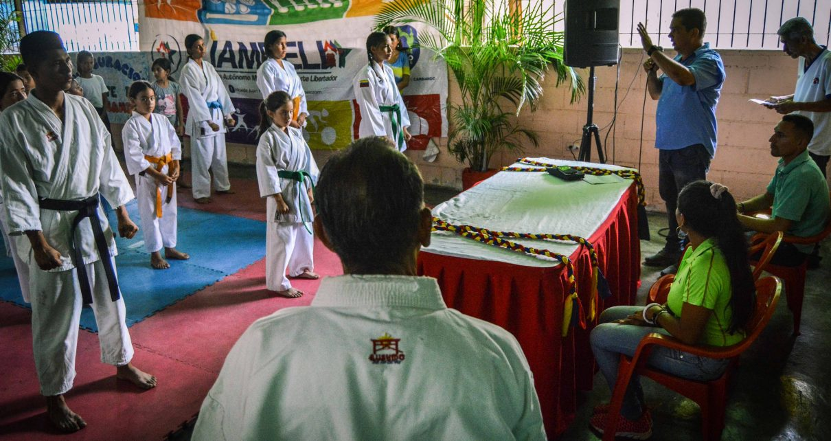 campamento de karate do- acn