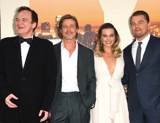 premier once upon a time in hollywood. ACN