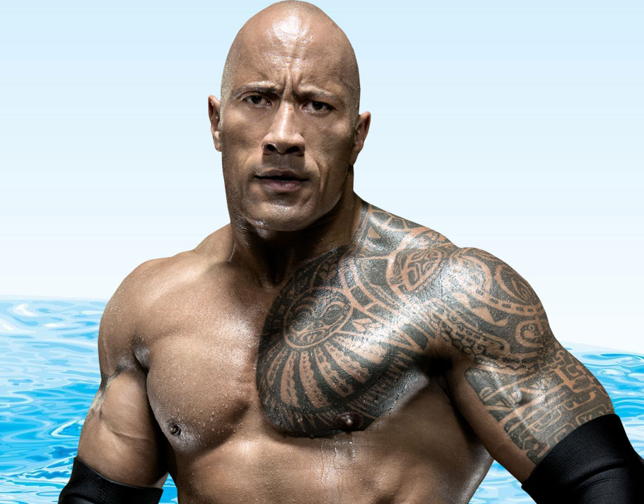 Dwayne Johnson. ACN