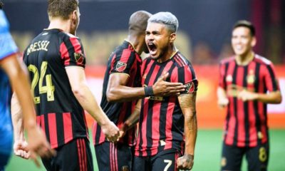 Josef Martinez anotó doblete - noticiasACN