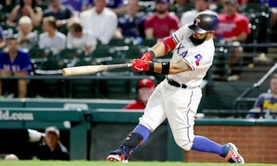 Rougned Odor disparó - noticiasACN