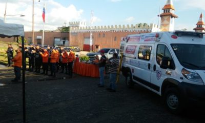 ambulancia occidente de carabobo- acn