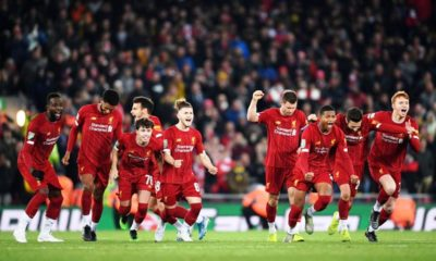 Liverpool remontó y eliminó a Arsenal - noticiasACN