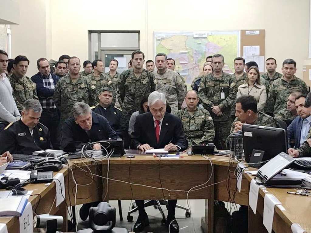 Piñera dice que Chile - noticiasACN