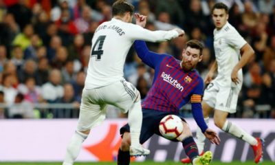 Clásico Barcelona Madrid - noticiasACN