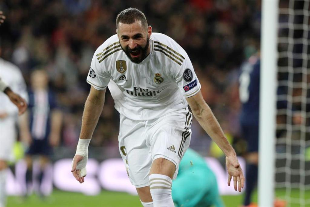 Madrid se amparó en Benzema - noticiasACN