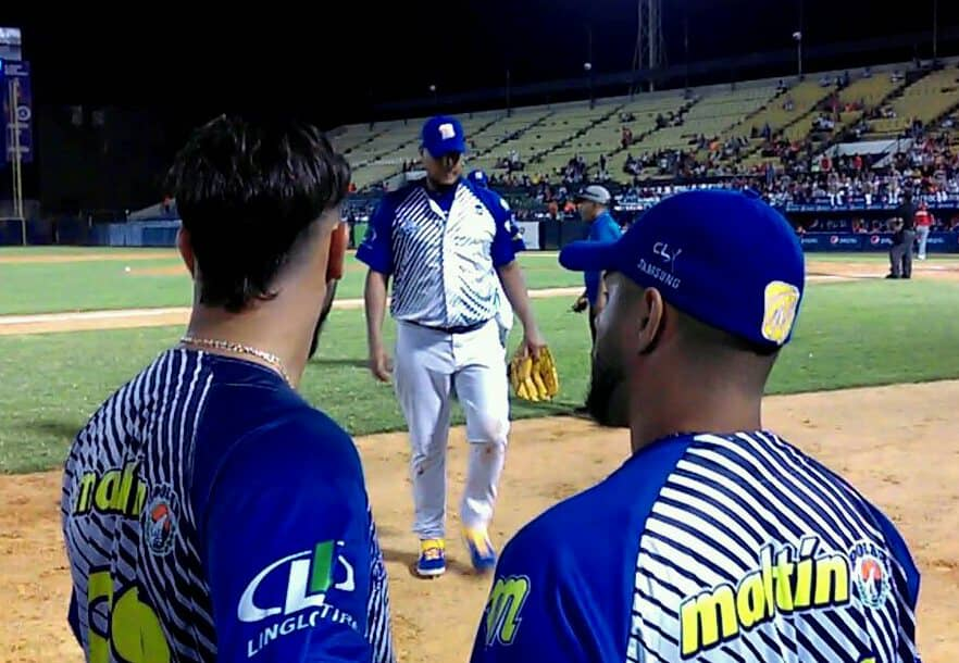 Magallanes regresó al sótano - noticiasACN