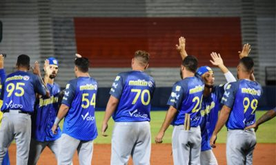 Magallanes cortó mala racha - noticiasACN