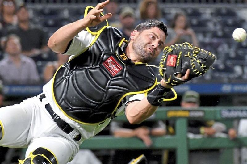 Cátcher Francisco Cervelli a los Marlins de Miami - acn