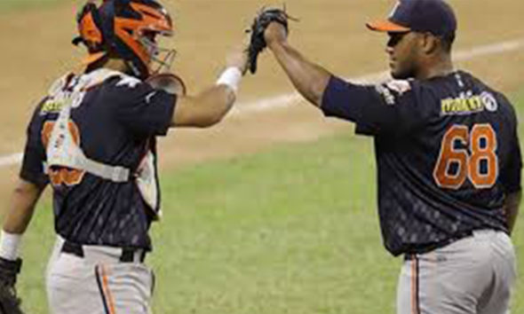 Caribes derrota a Cardenales