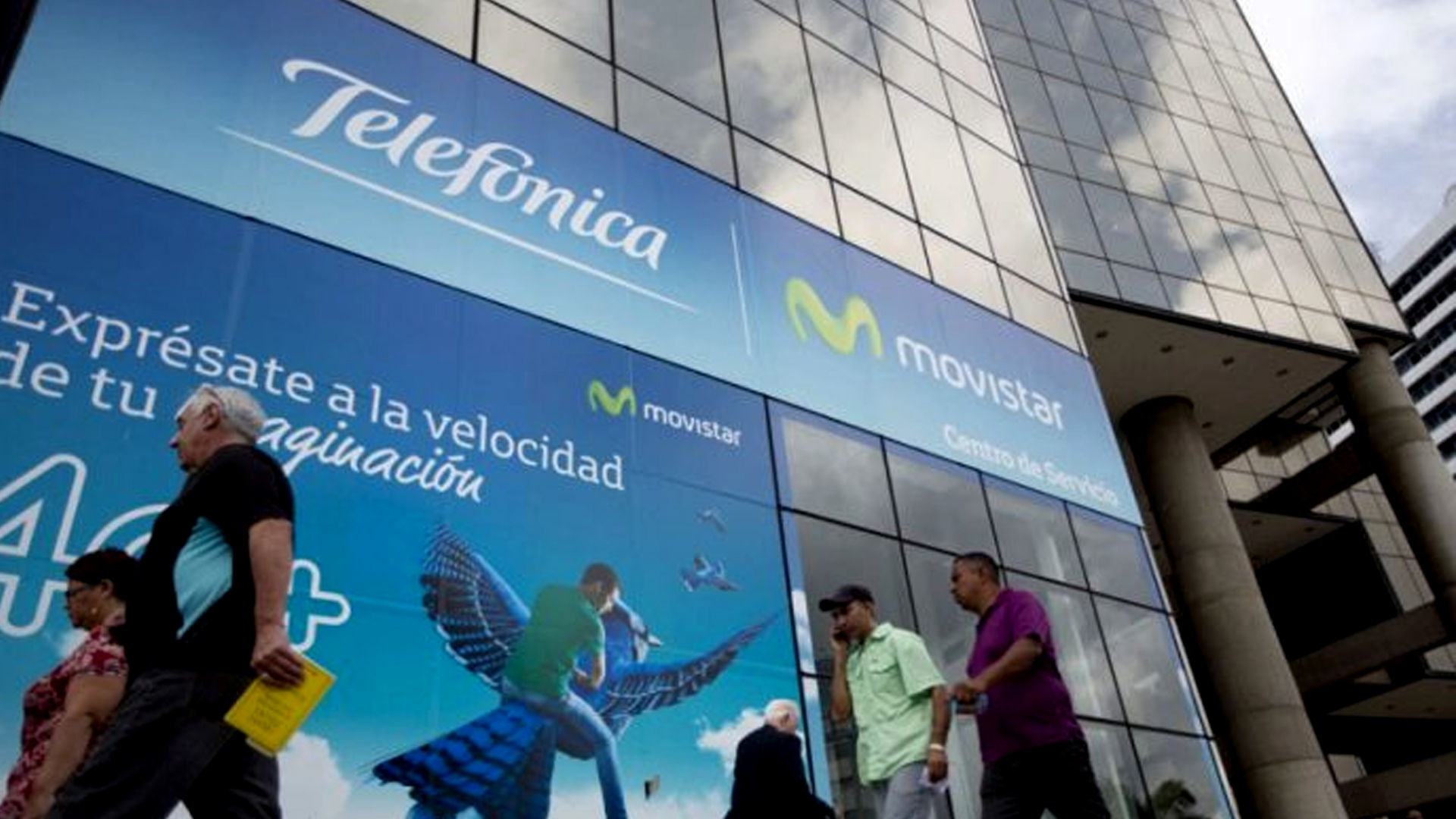 Movistar presenta fallas - acn