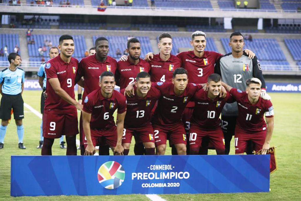 Vinotinto Sub-23 regresa - noticiasACN