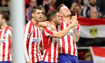 Atlético de Madrid venció a Liverpool - noticiasACN