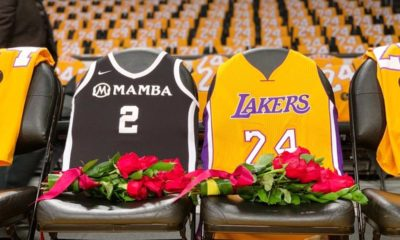 Lakers le brindó tributo a Kobe Bryant - noticiasACN