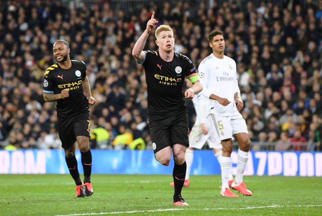 Manchester City venció a Madrid - noticiasACN