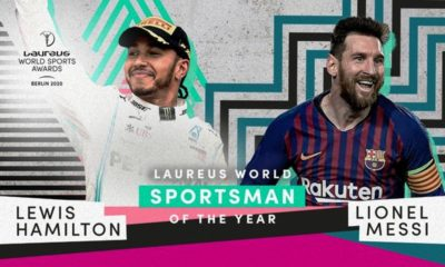Premio Laureus fue compartido - noticiasACN