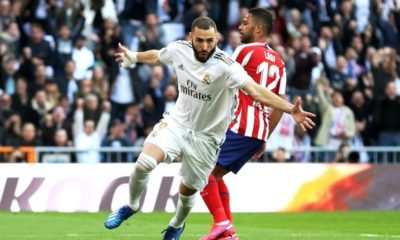 Real Madrid ganó el derbi - noticiasACN