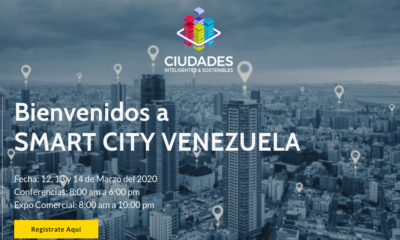 Imperdible! I Simposio de Ciudades Inteligentes & Sostenibles