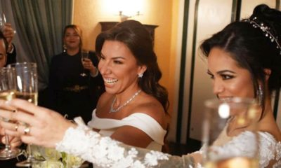 Vanessa Senior se casó - noticiasACN