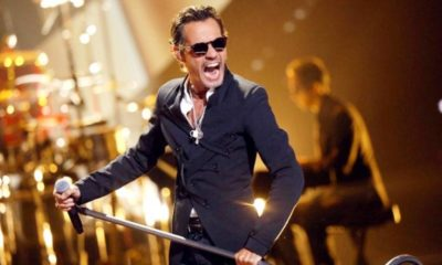 Marc Anthony aplazó conciertos - noticiasACN